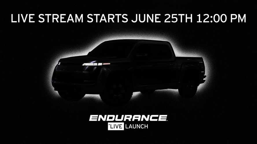 Watch The Lordstown Endurance Electric Pickup Truck Livestream Here