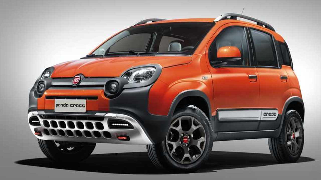 2014: Fiat Panda Cross