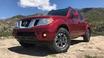 2020 Nissan Frontier Pro-4X Review