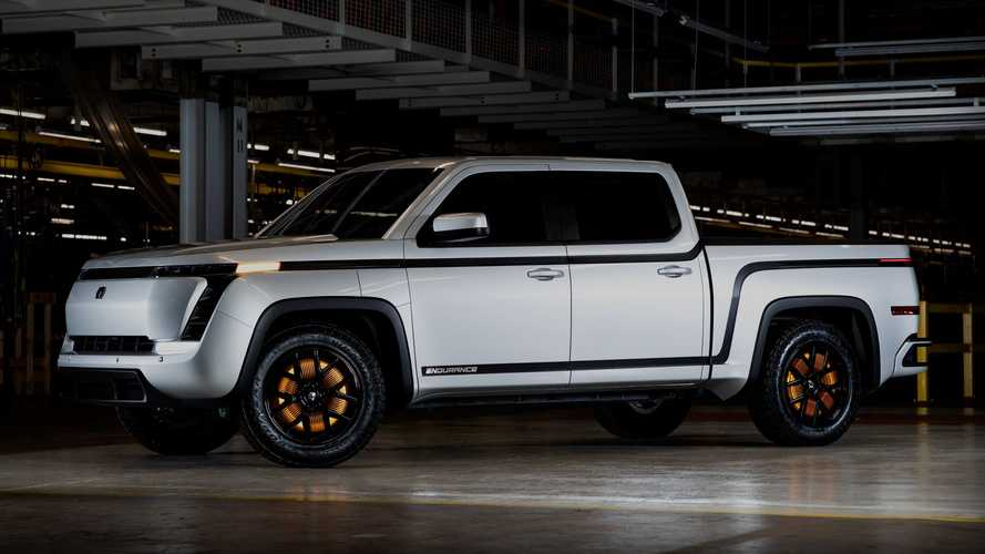 Lordstown Reveals Endurance Electric Pickup Truck
