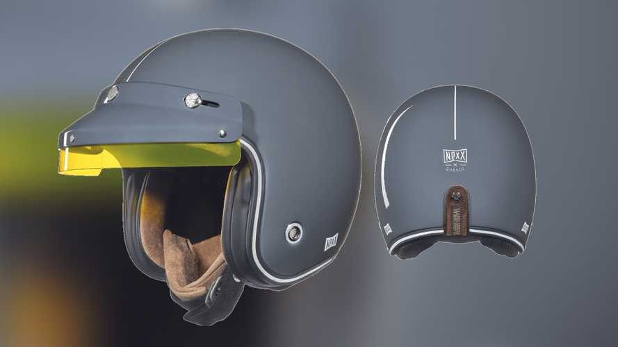 NEXX Adds New Vintage X.G10 Saloon Jet Helmet To Its Selection
