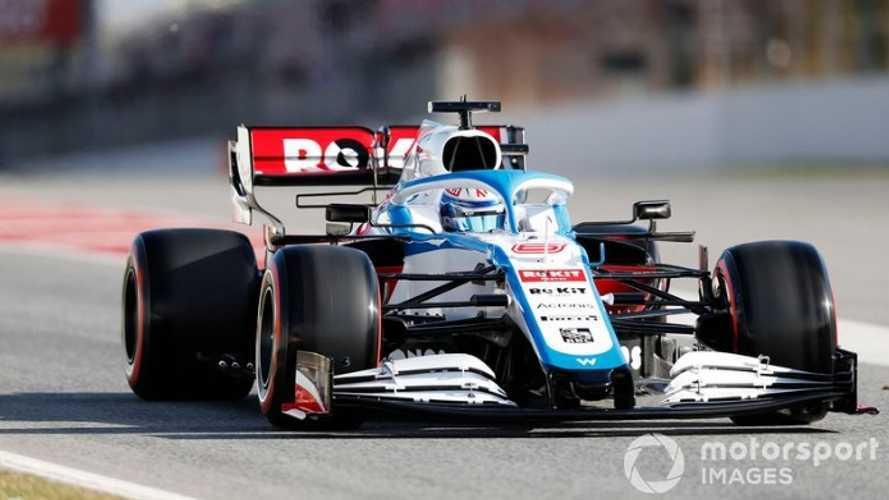 Russell et Latifi seront bien pilotes Williams en 2021
