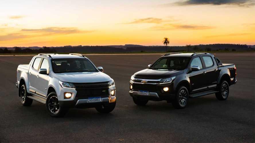 Nova Chevrolet S10 2021 recebe itens de segurança e muda visual; veja preços
