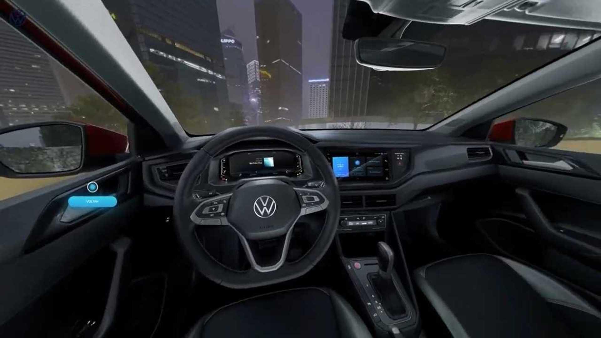 Volkswagen Nivus (2020) 58