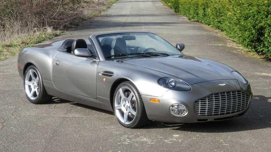 Csak 99 darab van ebből az Aston Martin DB AR1-ből a világon