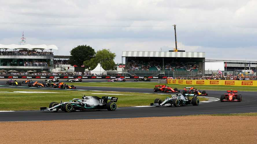 British GP hopes given further boost as UK allows sports to resume