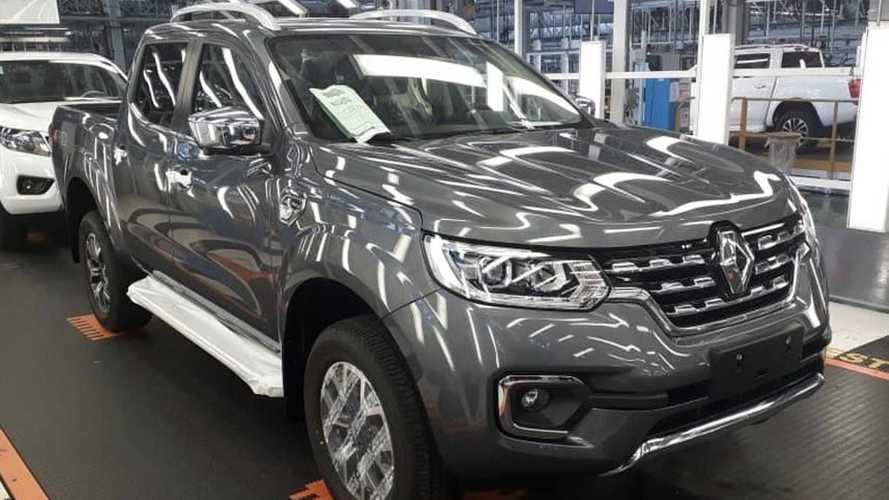 Le Renault Alaskan continue sa vie en Argentine