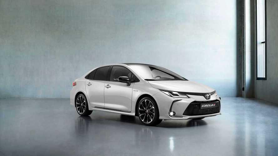 Kelet-Európába is elérkezik az esztétikai újításokkal teli Toyota Corolla Sedan GR Sport