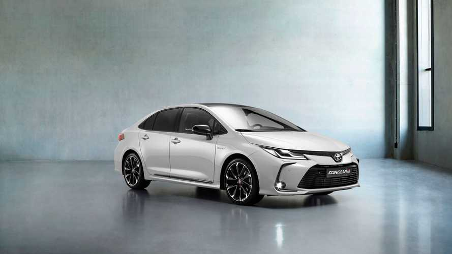 Toyota Corolla GR Sport (2020)