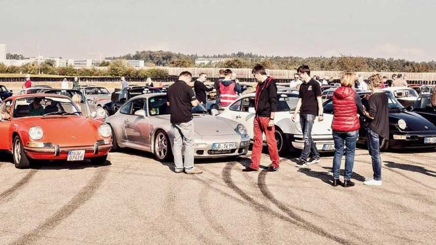 Is this the coolest Porsche Club ever?
