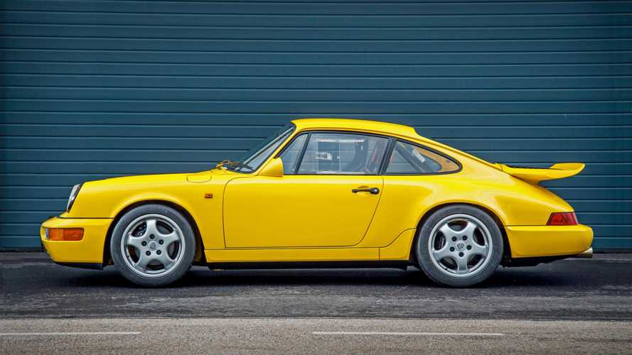 Rare air-cooled Porsches added to 70th anniversary concours