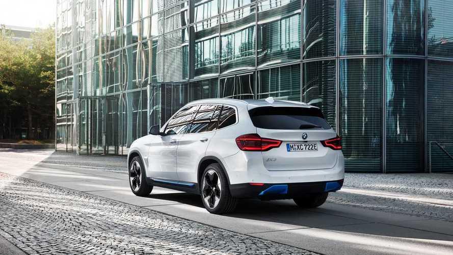 Новый BMW X3 без ДВС не доедет до России