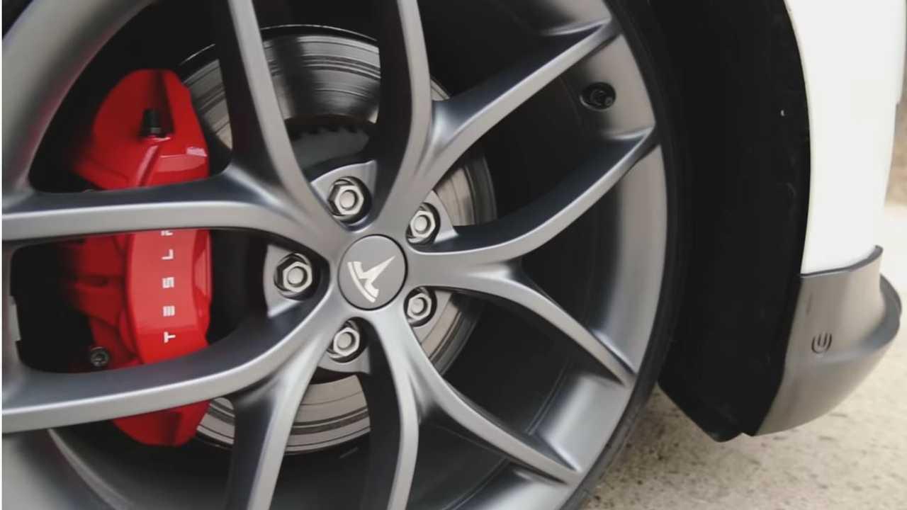 tesla model 3 performance zero g forged wheels