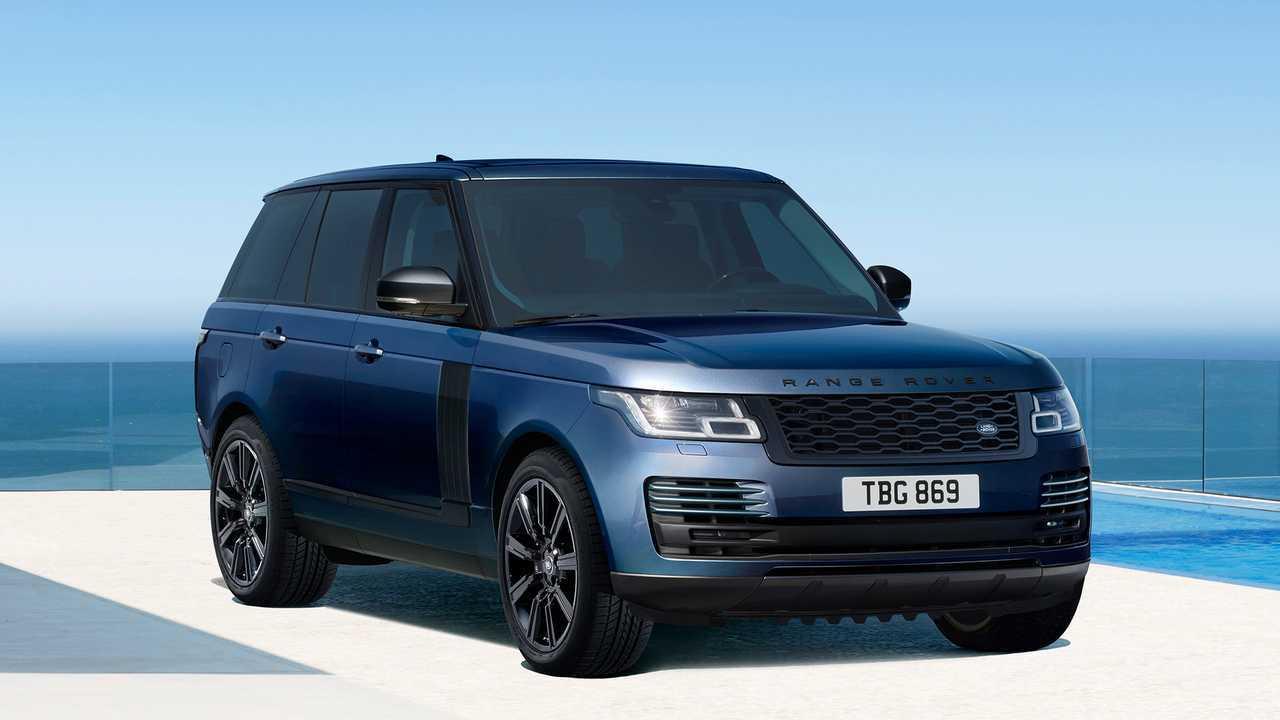 2021 Land Rover Range Rover