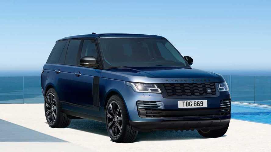 2021 Range Rover ve Range Rover Sport kapsamlı güncelleme gördü
