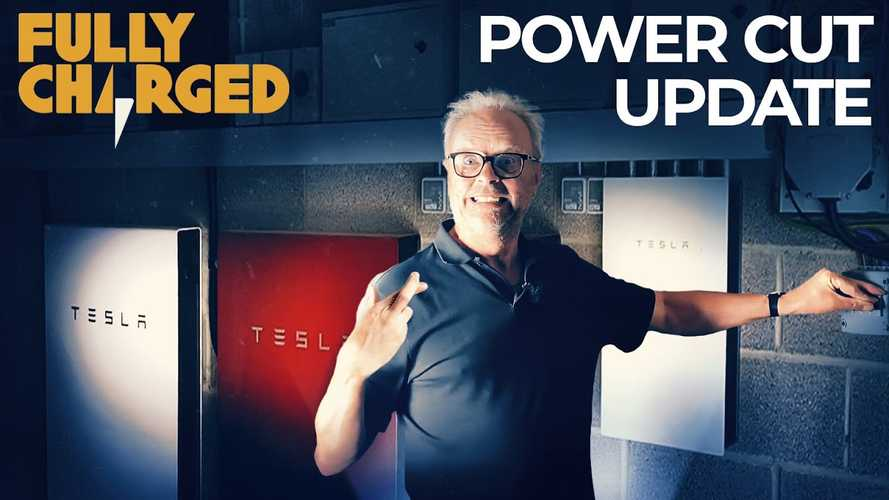 Fully Charged shows how quickly Tesla Powerwall reacts to a power cut