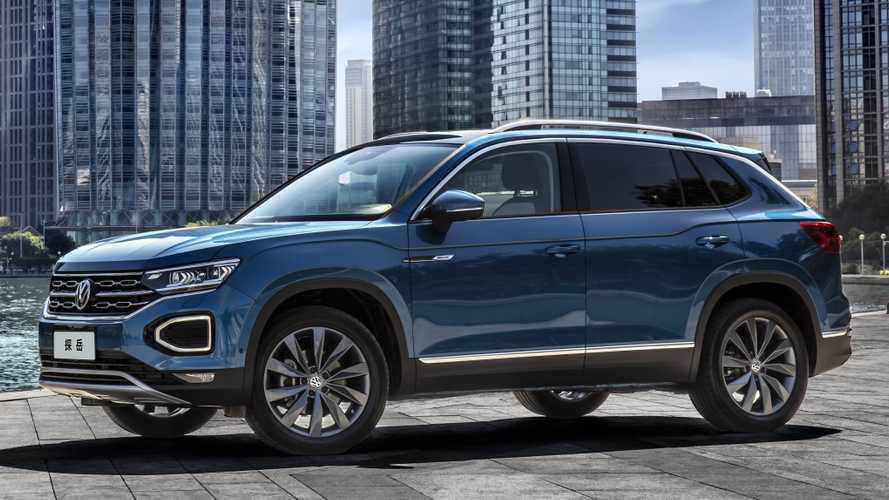 Le VW Tayron pourrait venir en Europe pour remplacer le Tiguan Allspace