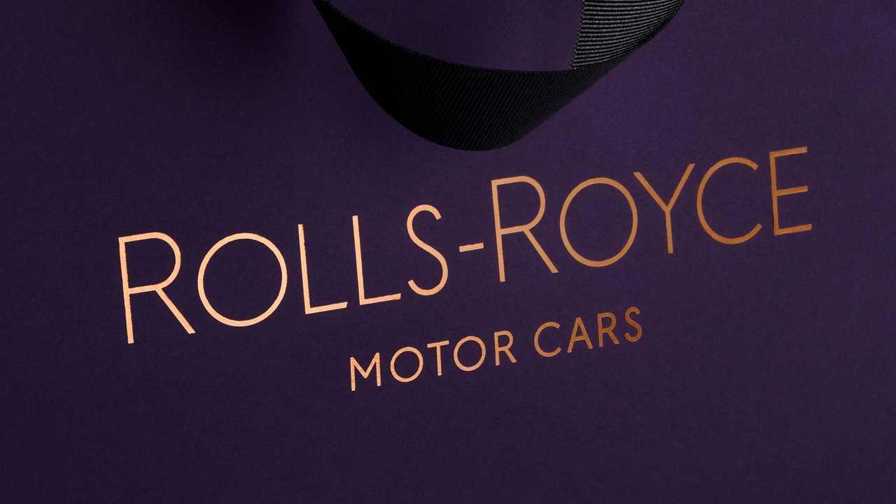 Rolls-Royce New Brand Identity