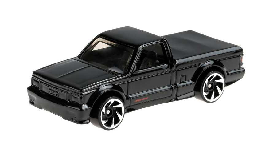The GMC Syclone Gets Turned Into A Hot Wheels For The First Time