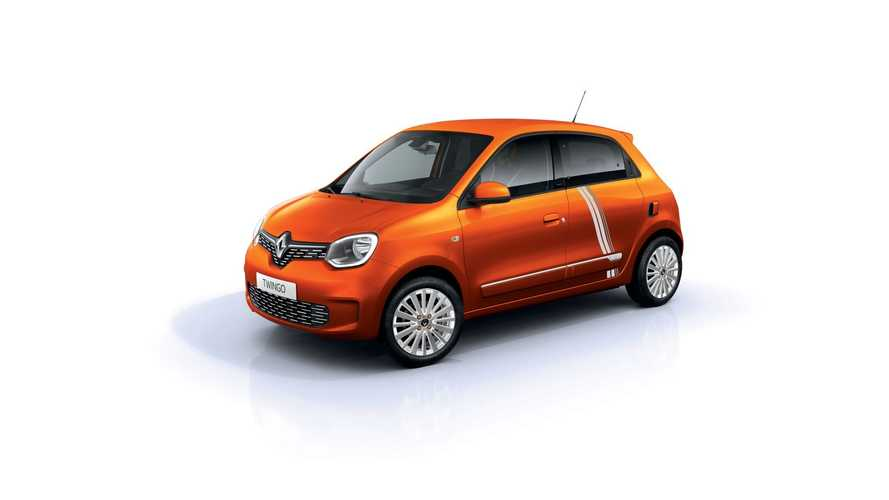 Renault Twingo Z.E. Vibes Limited Edition