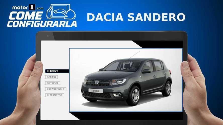 Dacia Sandero, la 1.0 turbo GPL è quella da scegliere