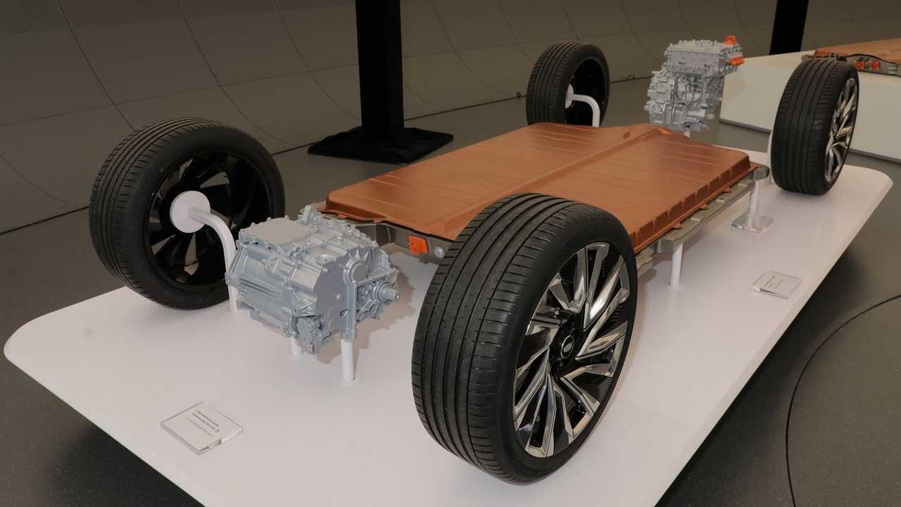 GM global EV platform and Ultium battery system