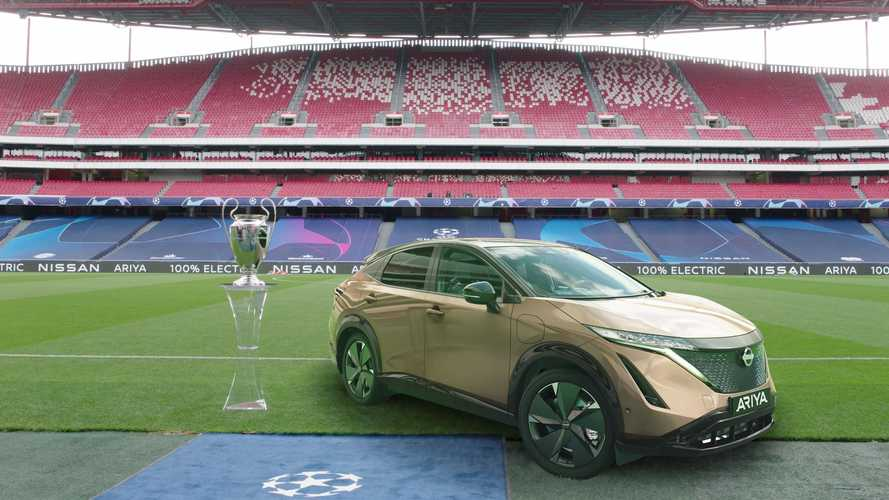 Nissan gives Leaf drivers a UEFA Champions League final to remember