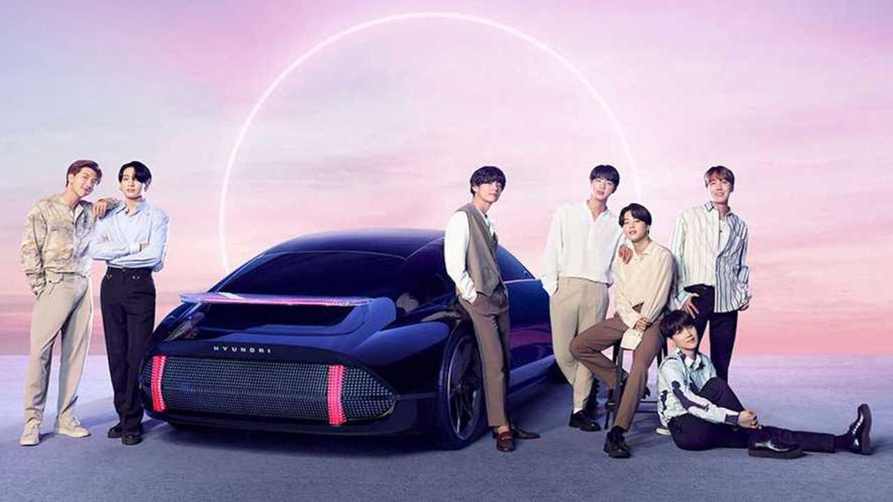Hyundai Ioniq BTS