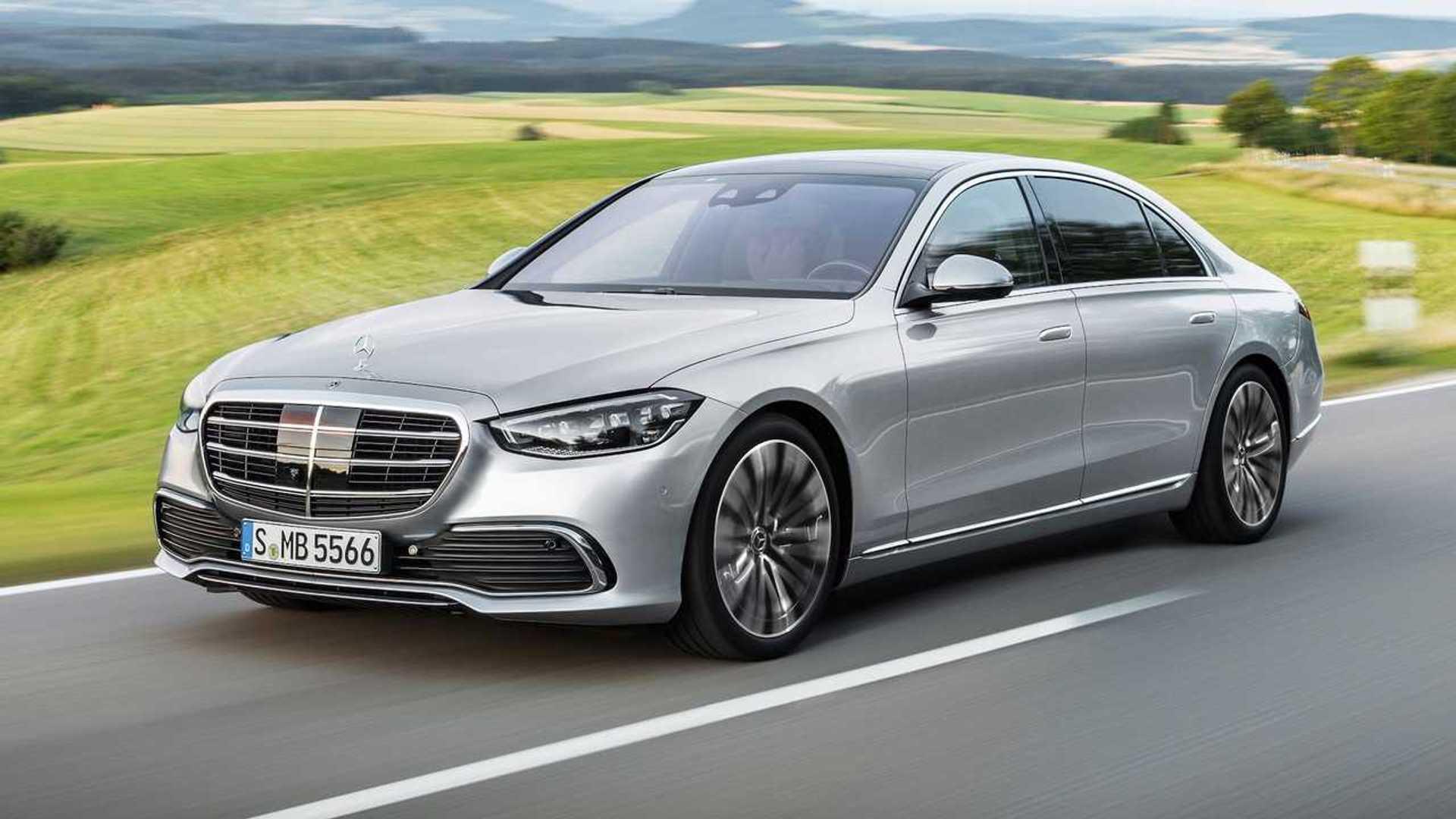 2021 Mercedes-Benz S-Class Sedan : 클리앙