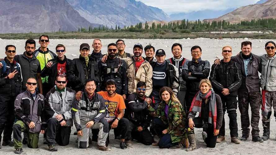 Royal Enfield's Moto Himalaya