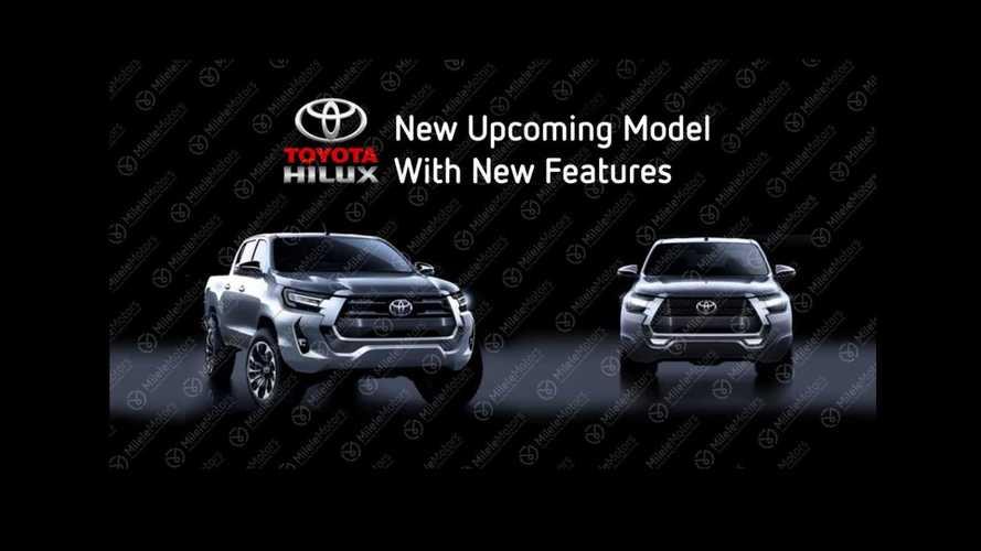 Названа дата дебюта обновленной Toyota Hilux