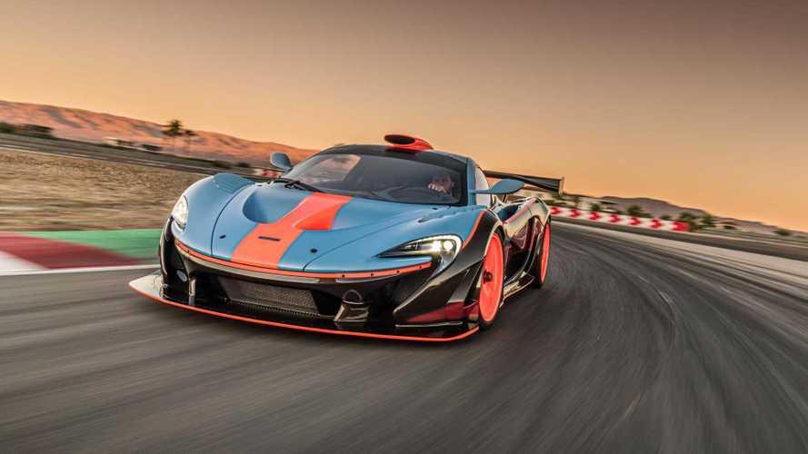 A legendás McLaren F1 GTR Longtailt idézi meg a Lanzante P1 GTR-18-a