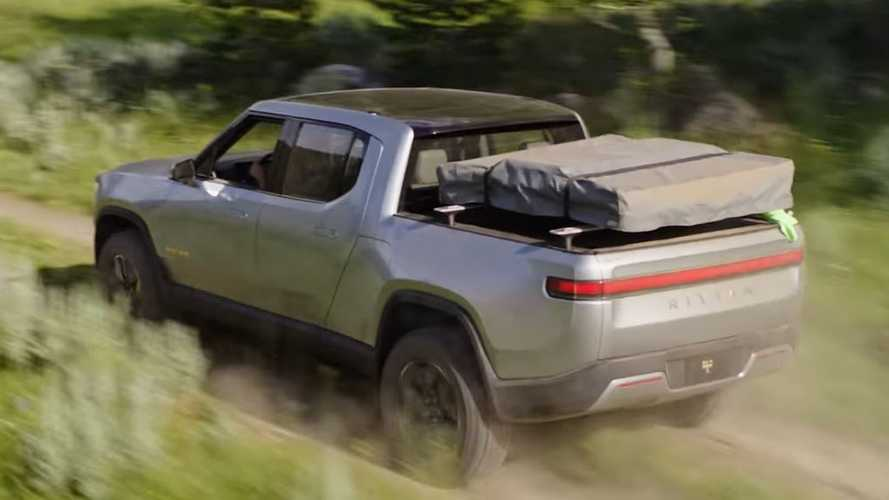 Rivian R1T Electric Pickup Truck Is Designed For You: Let The Adventure Begin
