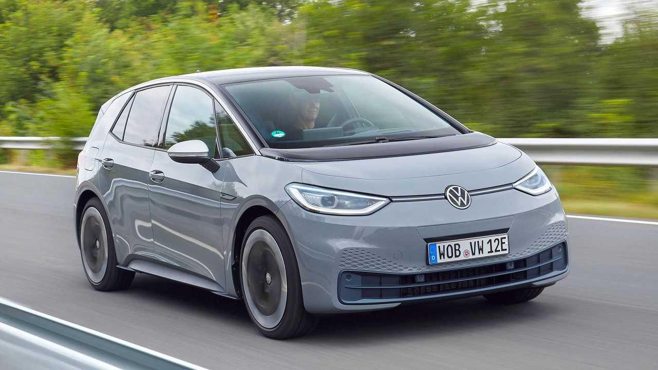 Den VW ID.3 gibt es auch im Abo