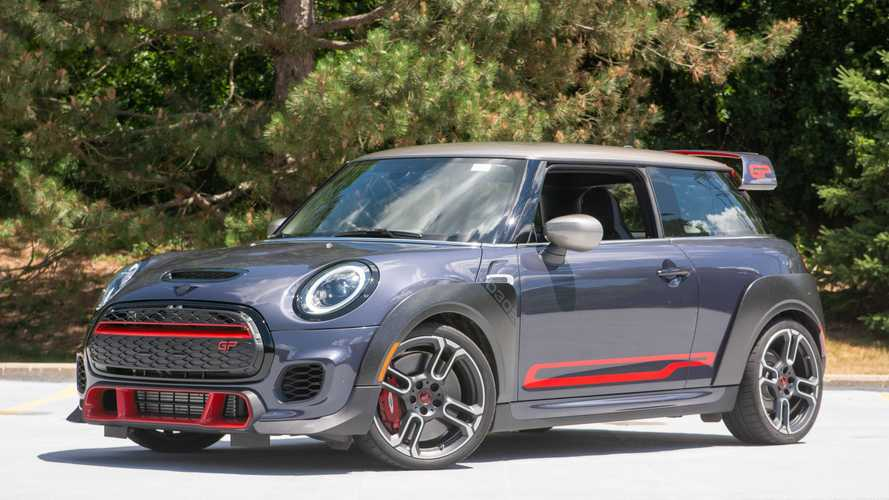2021 Mini John Cooper Works GP: First Drive