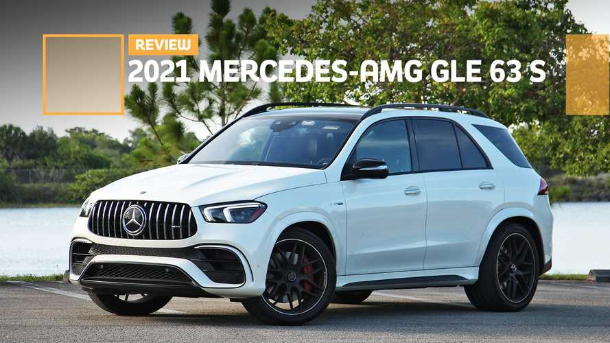 2021 Mercedes-AMG GLE 63 S Review: Powerful People-Mover