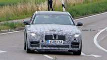 2021 Jaguar XF Spy Photos