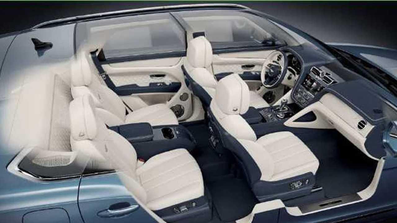 Refreshed Bentley Bentayga Teased On Video Before June 30 Debut