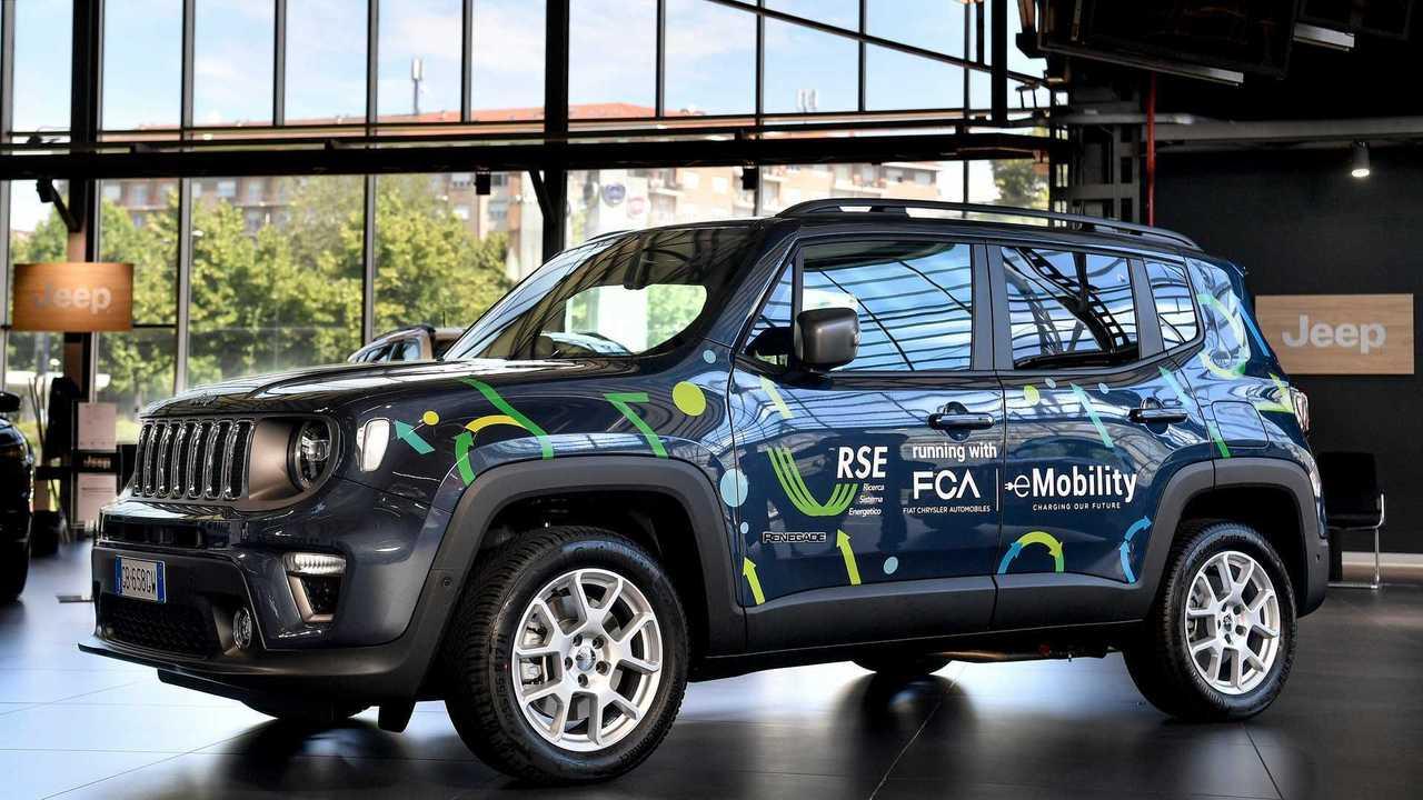Jeep Renegade - mobilidade