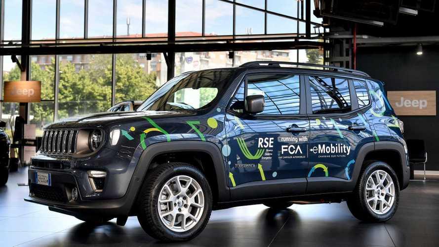 Jeep Renegade mostra hábitos do uso diário de veículos híbridos plug in