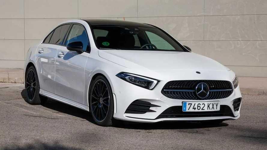 Mercedes-Benz A 200 7G-DCT Sedán 2020 prueba