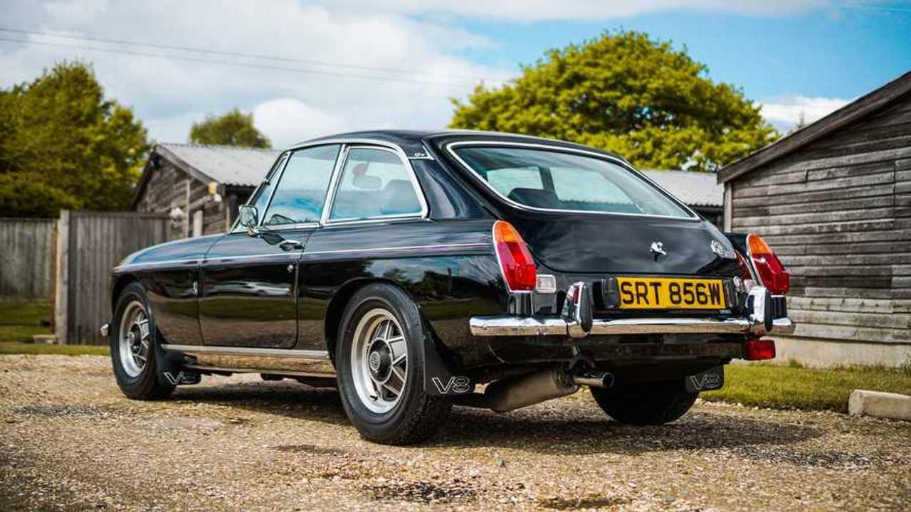 MGB GT V8 SEC de 1981 en venta