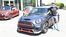2021 Mini John Cooper Works GP VIN 0001