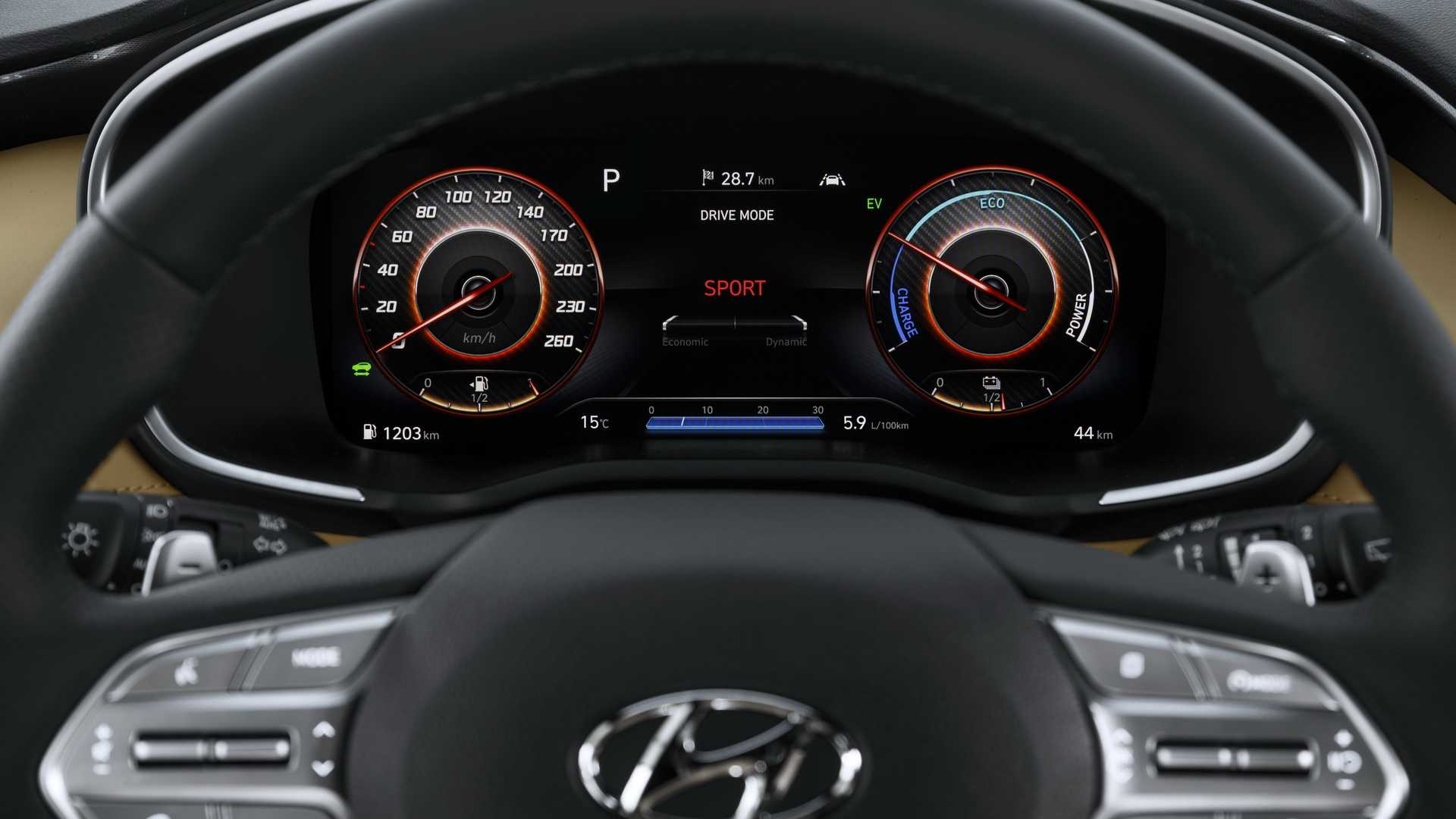 Hyundai Santa Fe Restyling (2020) 50