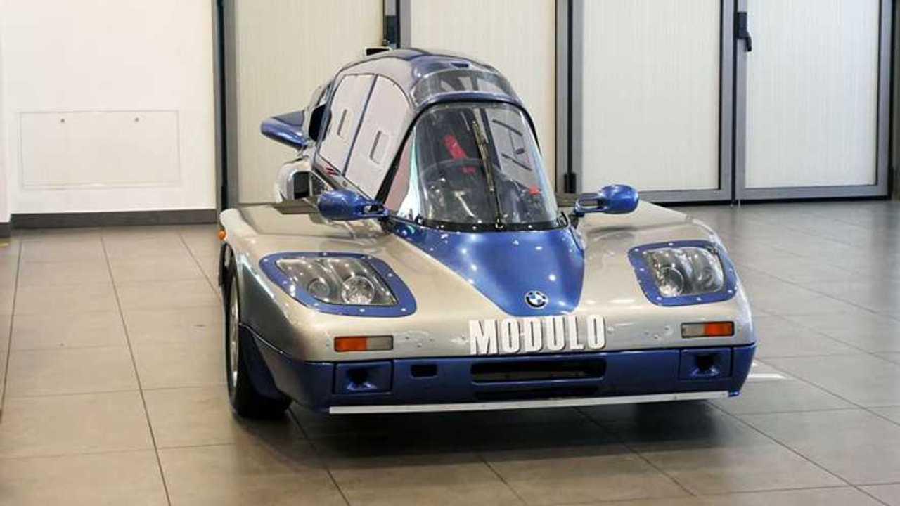 1997 BMW Modulo Car M89