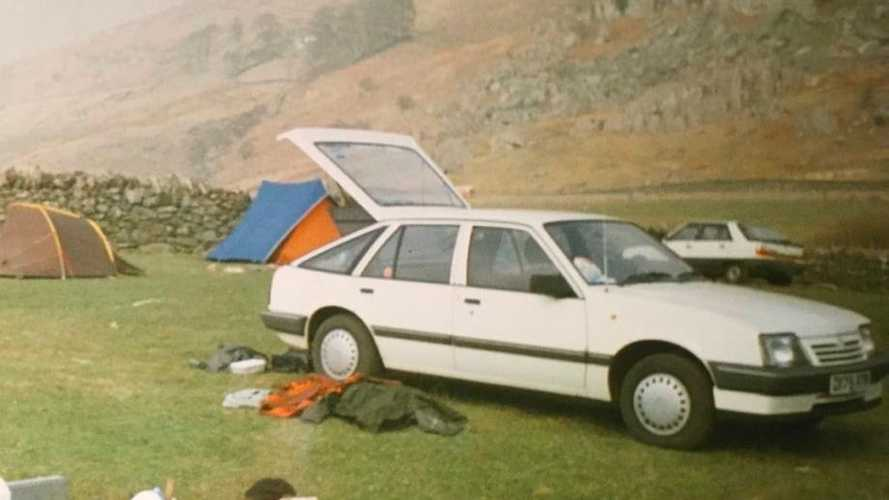 The real-life love story of a 1983 Vauxhall Cavalier