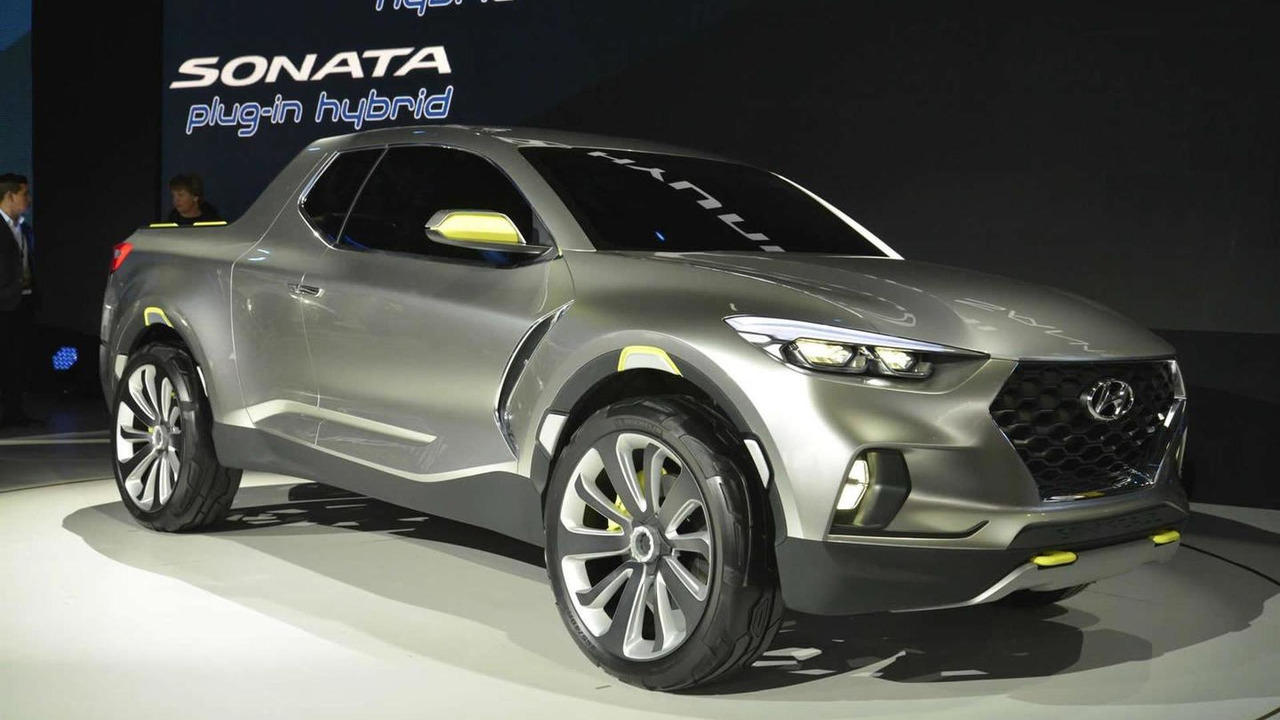 Hyundai Santa Cruz Slated To Be Greenlighted In November - Santa cruz car show