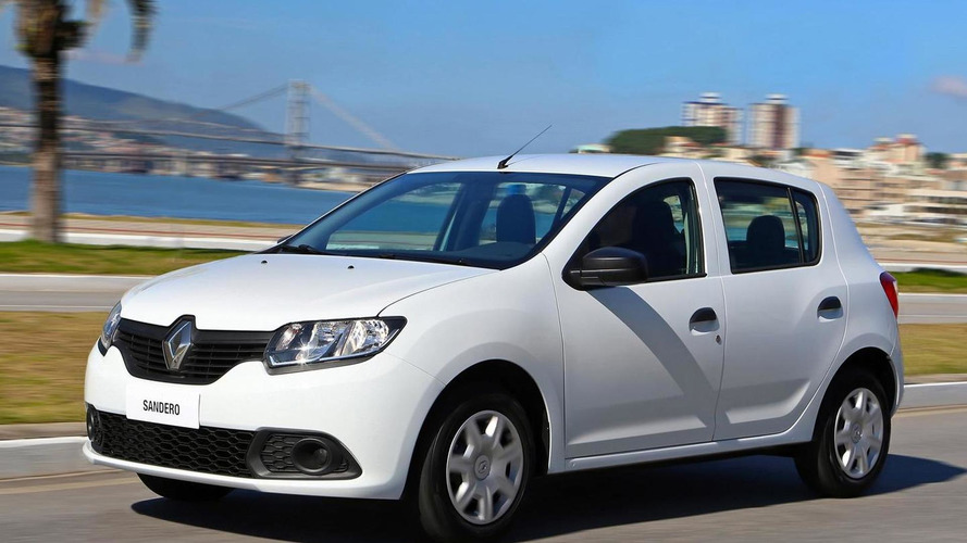 Renault Sandero introduced in Brazil [video]