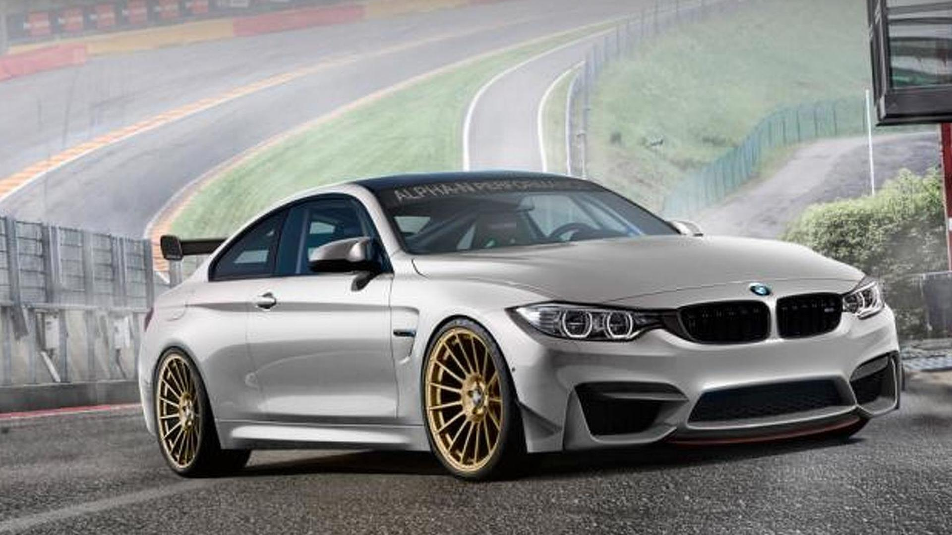 Bmw M4 Gets Power Bump And Carbon Aero Kit From Alpha N