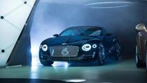 Bentley EXP 10 Speed 6 konsepti